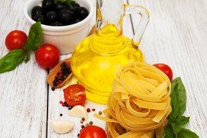 Italain food ingredients