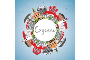 Cayenne Skyline