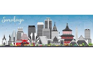 Surabaya Skyline
