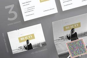 Business Cards | Beauty Festival