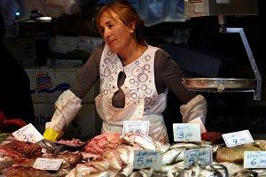 Fish seller 2