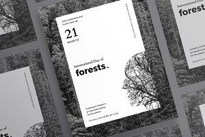 Posters | Forests Day