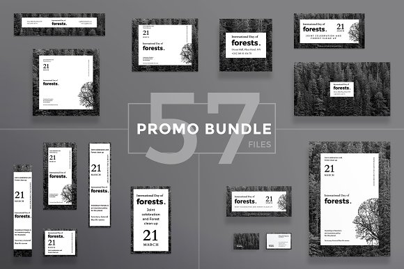 Promo Bundle Forests Day