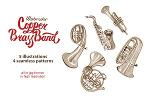 Copper brass band. Vol.2