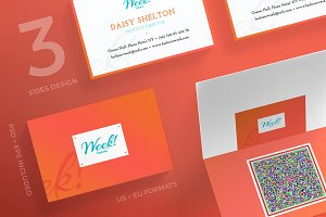 Business Cards | Fashion Week