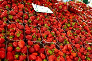 Strawberry store