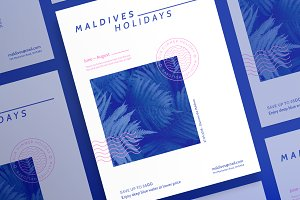 Posters | Maldives Holiday