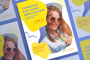 Posters | Cosmetic Skin