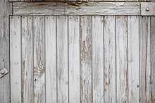 Grey wooden wall.