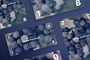 Flyers | Wine Festival