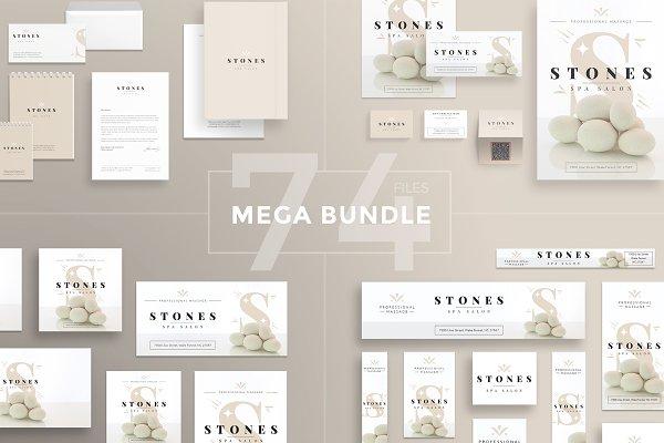 Mega Bundle   Stones Spa