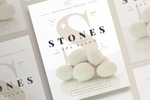 Posters | Stones Spa