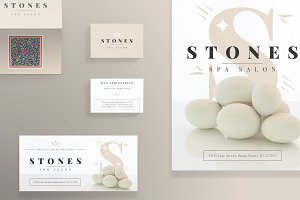 Print Pack | Stones Spa