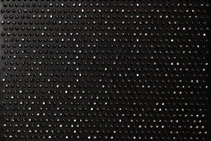 Black metal pattern