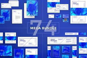 Mega Bundle | Makeup Blue