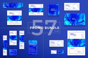 Promo Bundle | Makeup Blue