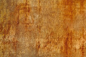 Rusty square grungy wall.