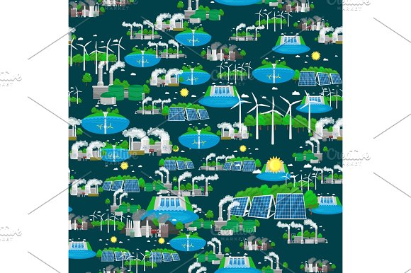 renewable energy and industrial ecology