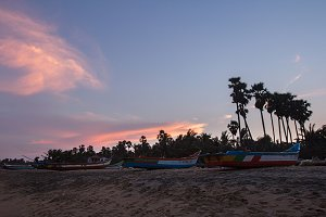 Indian Ocean in the evening (3)
