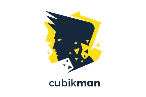 Human Head Logo ~ Logo Templates ~ Creative Market