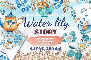 Water Lily Story