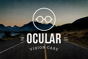 Vision Care Logo Template
