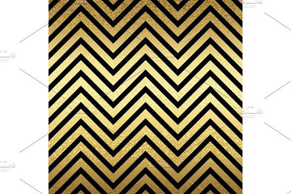 Pattern In Zigzag