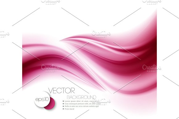 Beautiful Satin Drapery Background