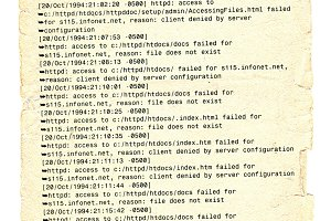 html code written vintage yellow