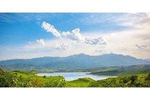 Amazing landscape of Armenia