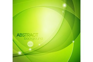 Abstract shiny vector template background