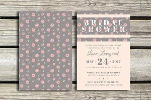 Floria - Bridal Shower Invitation