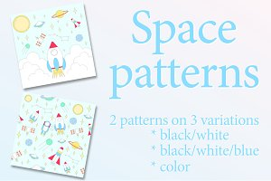 Baby space patterns