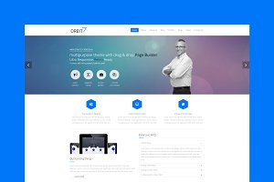 Orbit - Business HTML Template
