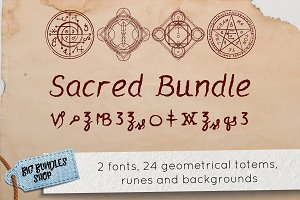 Sacred Big Bundle