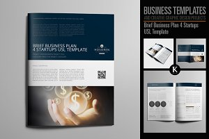 Brief Business Plan 4 Startups USL