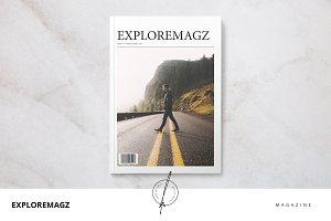 Exploremagz Magazine