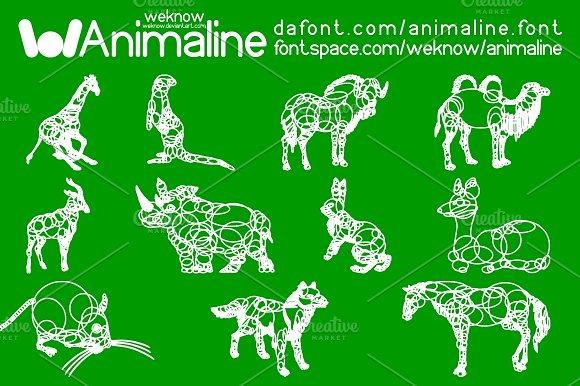 Animaline Dingbat