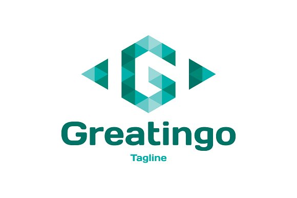 Greatingo G Logo