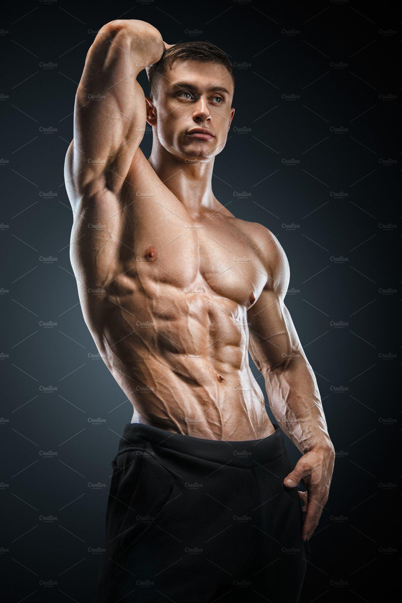 Muscle gallery: Men body