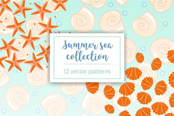 Summer Sea Patterns