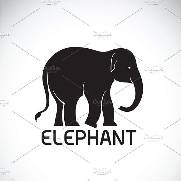 Vector Of An Elephant