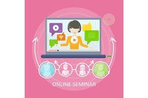 seminar training business
