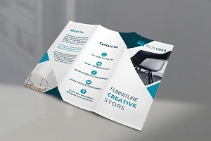Furniture Tri-fold Brochures