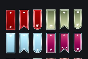 Valentines drop banner