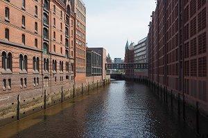 HafenCity in Hamburg