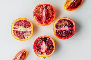 citrus exotic fruit