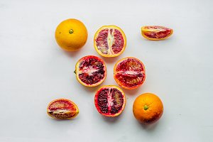 Slices of oranges for immunity