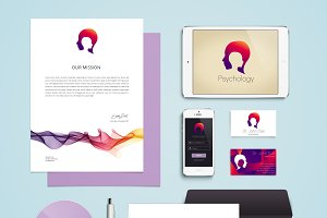 Branding Identity for Psychology