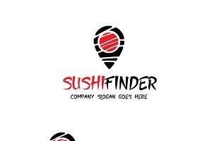 Sushifinder Logo
